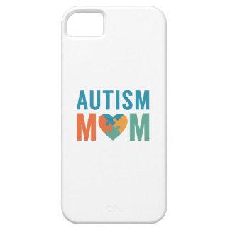 Het Mamma van het autisme Barely There iPhone 5 Hoesje