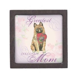 Het Mamma van het Hart van Laekenois Premium Decoratiedoosjes