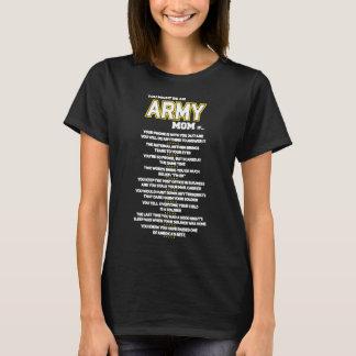 Het Mamma van het leger T Shirt