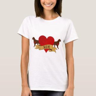 Het Mamma van Labrador [de stijl van het Tattoo] T Shirt