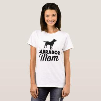 Het Mamma van Labrador T Shirt