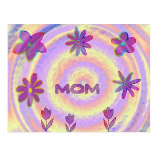 Het Mamma van Psyched uit Briefkaart