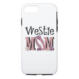 Het MAMMA van Westie iPhone 8/7 Hoesje