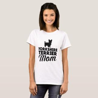 Het Mamma van Yorkshire Terrier T Shirt