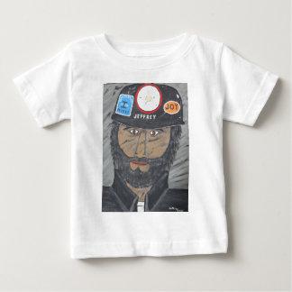 Het man van de Steenkool Baby T Shirts