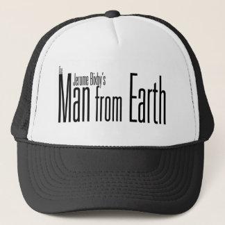 Het man van het Pet van het Honkbal van de Aarde