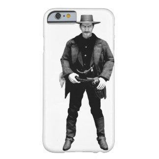 Het Man van het pistool Barely There iPhone 6 Hoesje