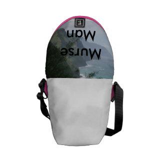 Het Man van Murse Messenger Bag