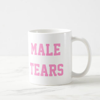 Het mannelijke Ironische Roze Misandry van Koffiemok