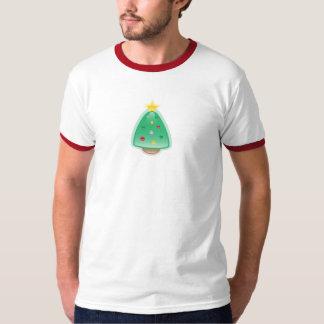 Het Mannen Overhemd van de Boom van Squee van T Shirt