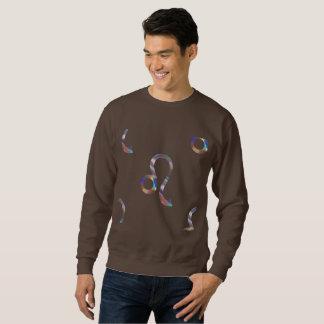het mannen sweatshirt van hologramleo