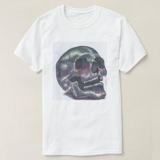 Het mannen t-shirt van de Schedel
