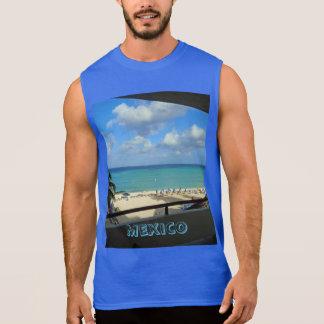 Het Mannen UltraMouwloos onderhemd van Mexico T Shirt