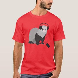 Het Mannen van het Fret van de Minnaar van de T Shirt