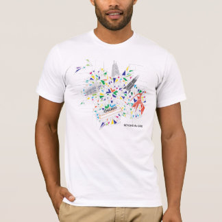 Het Mannen van het Net van Chicago T Shirt