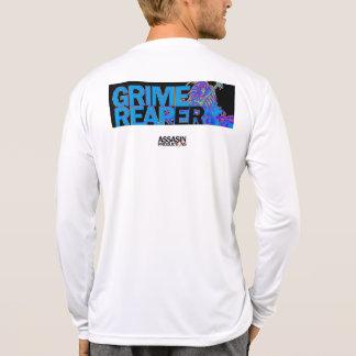 Het mannent-shirt van de Maaimachine van het vuil Sweater