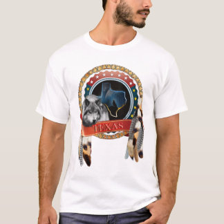 Het manoverhemd van Texas T Shirt