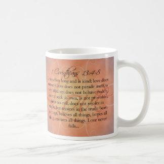 Het Manuscript van de Liefde van het Heilige Koffiemok