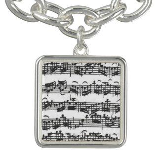 Het Manuscript van de Muziek van de Reeks van de Armbandje