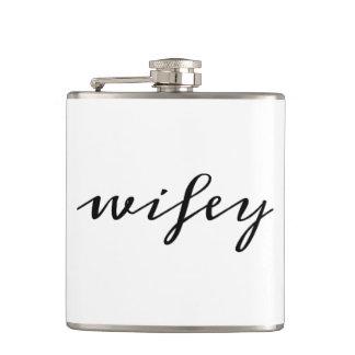 Het manuscript van Wifey Heupfles