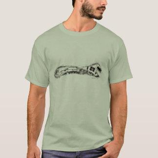 Het Manusje van alles van de moersleutel T Shirt