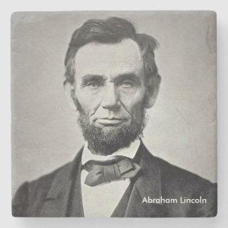Het Marmeren Onderzetter van Abraham Lincoln van