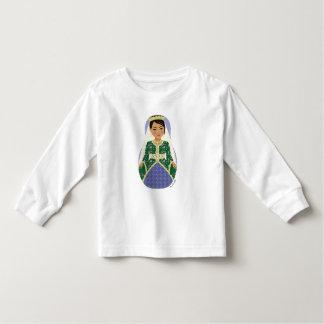Het Marokkaanse Lange Sleeve van de Peuter van Kleuter T-shirt