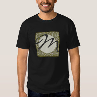 Het Marokkaanse Monogram van de Ontwerper van de Shirt