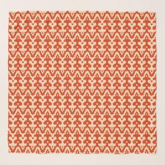 Het Marokkaanse Patroon van het Damast Ikat, Sjaal