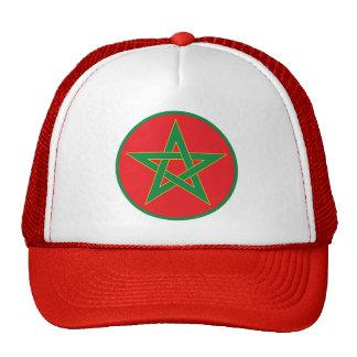 Het Marokkaanse Pet van de Vrachtwagenchauffeur