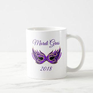 Het Masker van Gras 2018 van Mardi Koffiemok