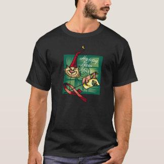 Het Masker van het nieuwjaar T Shirt