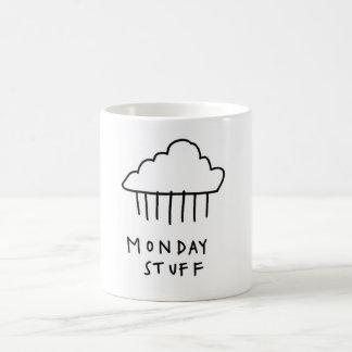Het Materiaal van de maandag Koffiemok