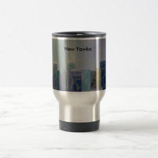 Het Materiaal van New York Reisbeker