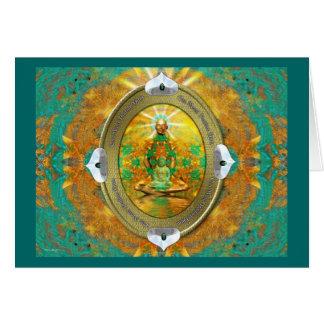 Het Medaillon van Boedha Briefkaarten 0