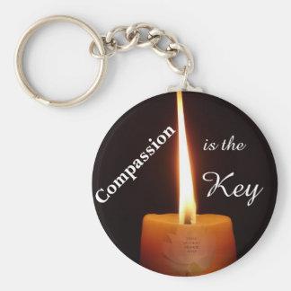 Het medeleven is de Sleutel - SGI Keychain Sleutelhanger