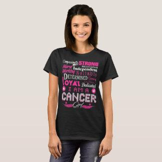Het medelevende Sterke Betrouwbare Houdende van T Shirt