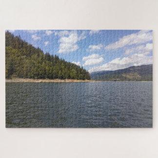 Het meer en de Vallei Legpuzzel