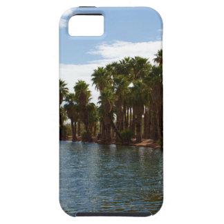 Het Meer van Arizona Tough iPhone 5 Hoesje
