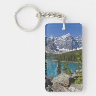 Het Meer van de morene, Canadese Rockies, Alberta, Sleutelhanger
