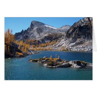 Het Meer van de rune, de Betoveringen, Cascades, Briefkaarten 0