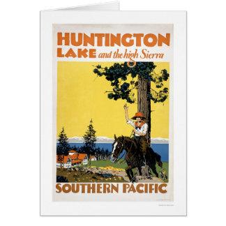 Het Meer van Huntington en de Siërra Briefkaarten 0