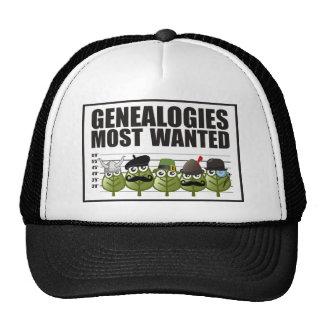 Het meest Gewilde genealogie Trucker Petten