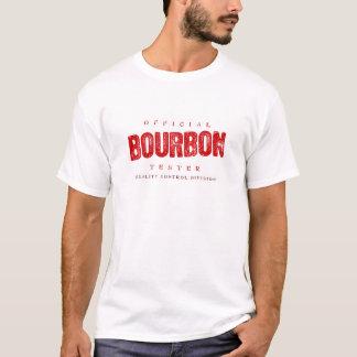 Het Meetapparaat van de bourbon T Shirt