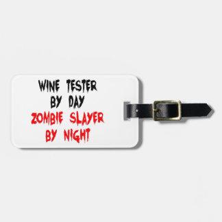 Het Meetapparaat van de Wijn van de Moordenaar van Kofferlabel