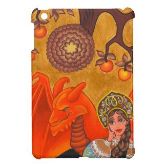 Het meisje, het serpent en Apple… iPad Mini Covers
