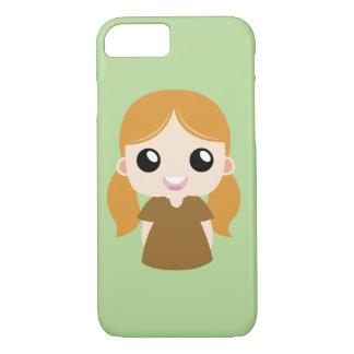 Het Meisje van Cinderella iPhone 8/7 Hoesje