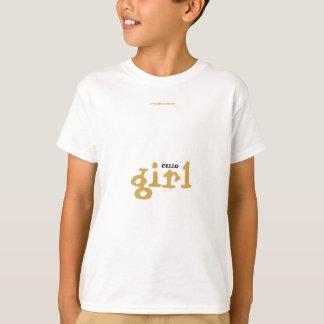 Het meisje van de CELLO T Shirt