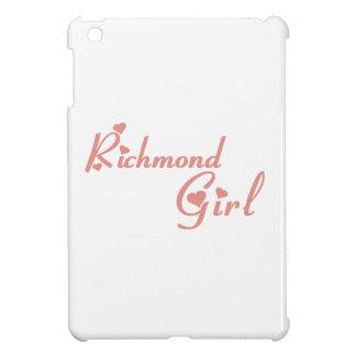 Het Meisje van de Heuvel van Richmond iPad Mini Hoesje