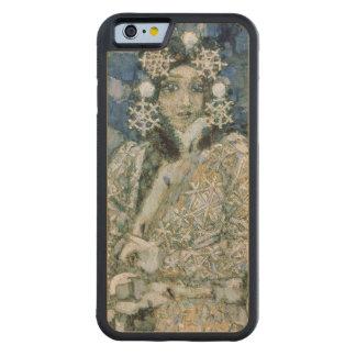 Het meisje van de Sneeuw, een schets voor de Opera Esdoorn iPhone 6 Bumper Case